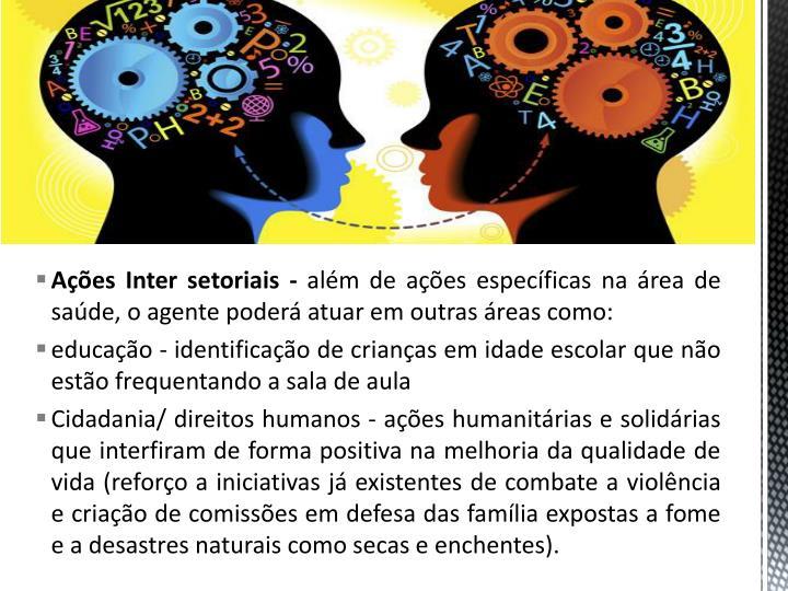 Aes Inter setoriais -