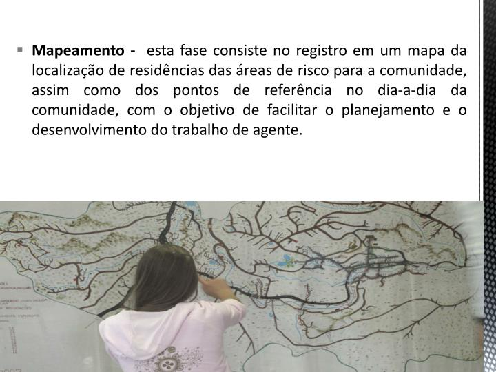 Mapeamento -