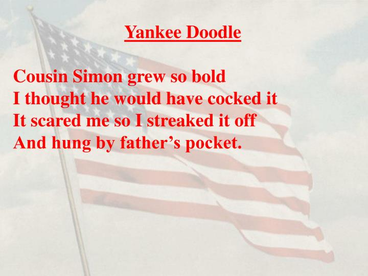 Yankee Doodle