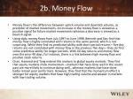 2b money flow