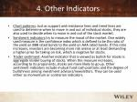 4 other indicators