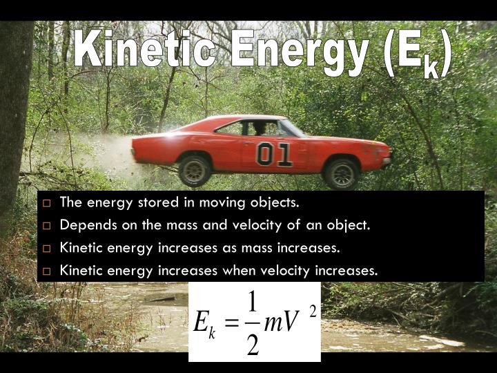 Kinetic Energy (