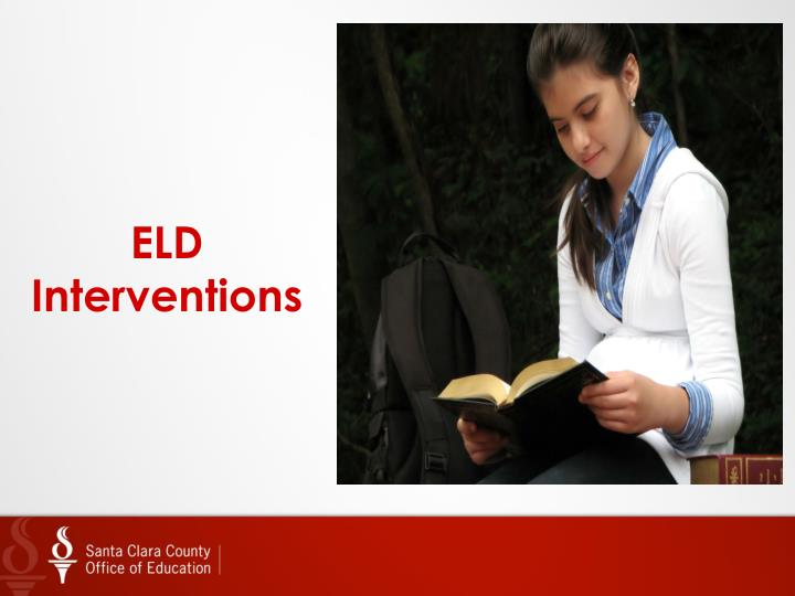 ELD Interventions