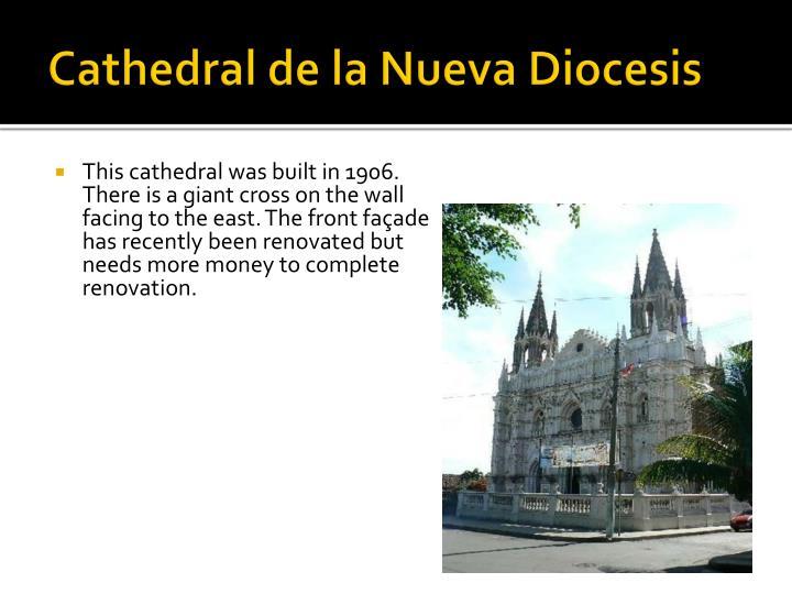 Cathedral de la Nueva Diocesis