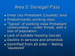 area 2 donegall pass