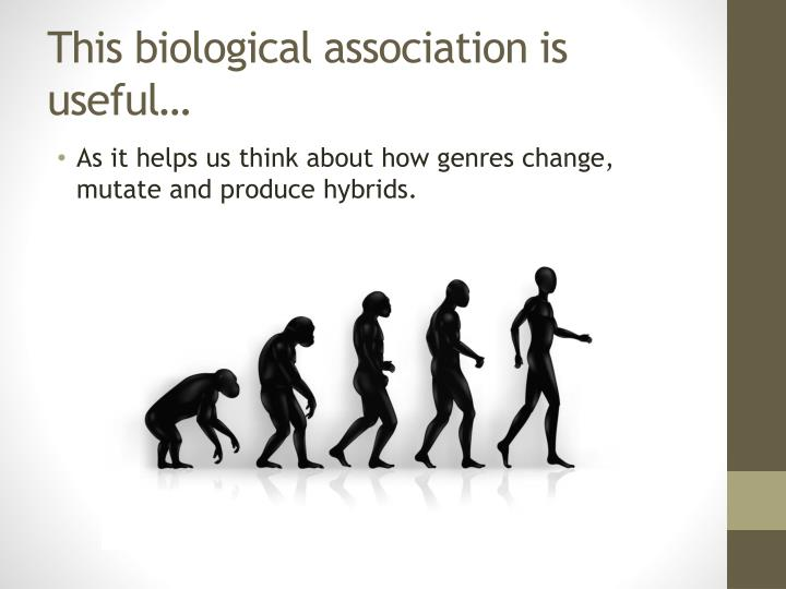 This biological association is