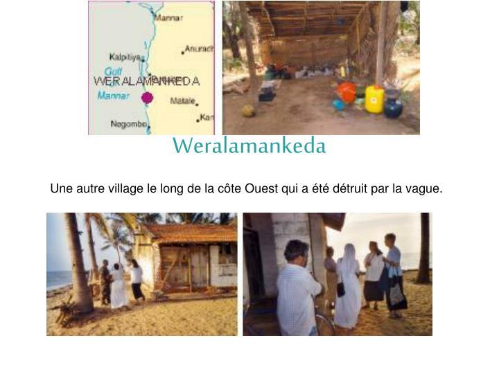 Weralamankeda