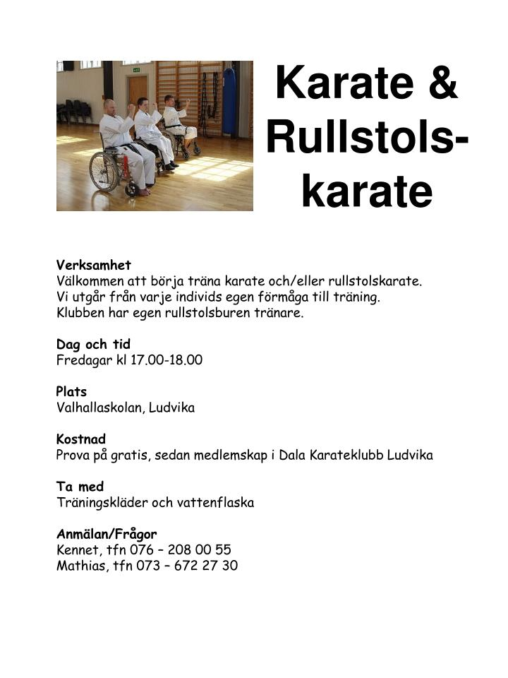 Karate &