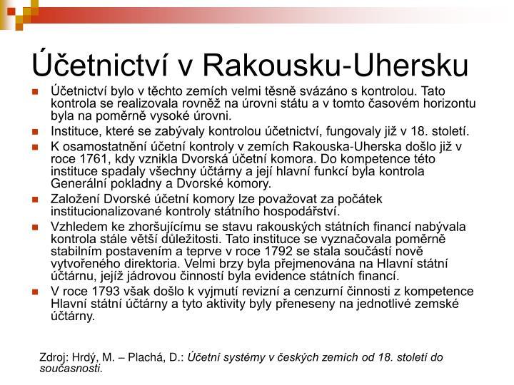 etnictv v Rakousku-Uhersku