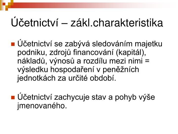 etnictv  zkl.charakteristika
