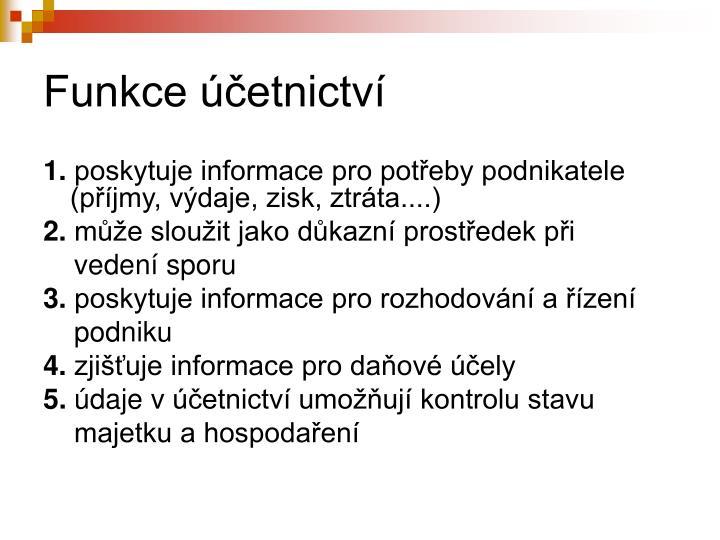 Funkce etnictv