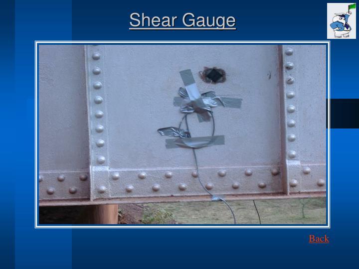 Shear Gauge
