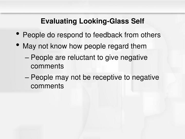 Evaluating Looking-Glass Self