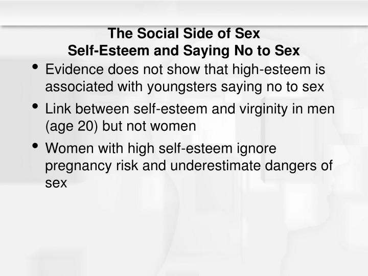 The Social Side of Sex