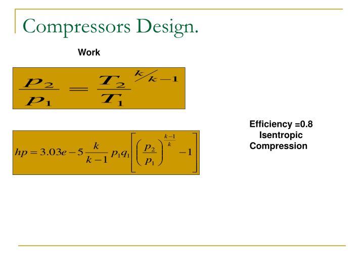 Compressors Design.