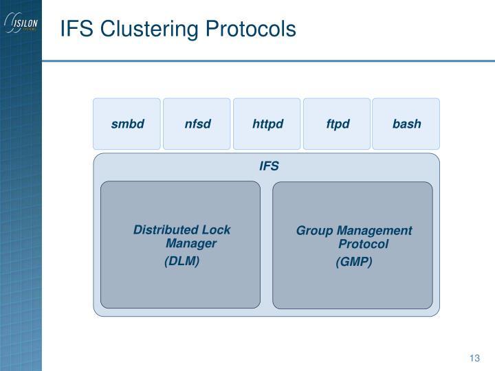 IFS Clustering Protocols