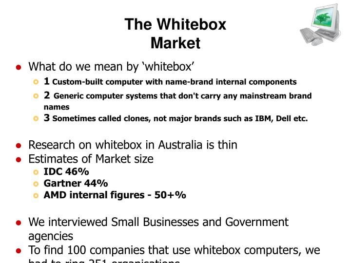 The Whitebox