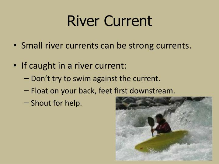 River Current