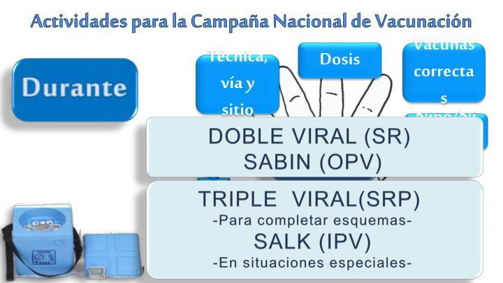 TRIPLE  VIRAL(SRP)