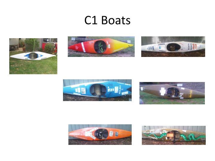 C1 Boats