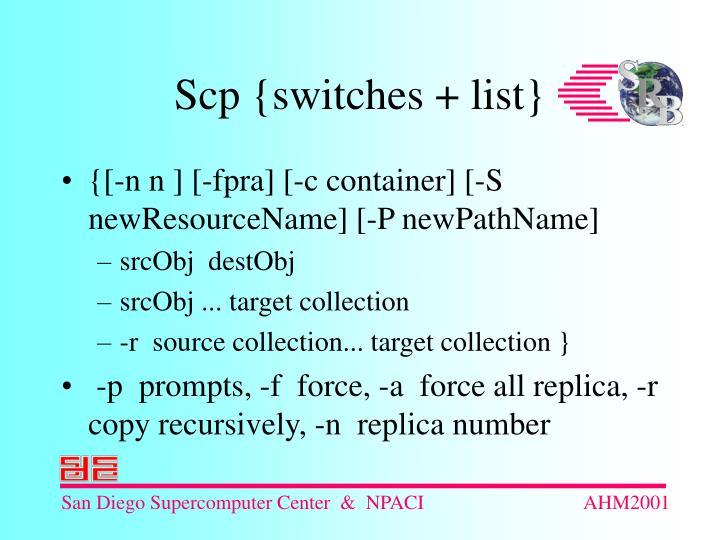 {[-n n ] [-fpra] [-c container] [-S newResourceName] [-P newPathName]