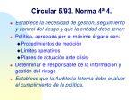 circular 5 93 norma 4 4