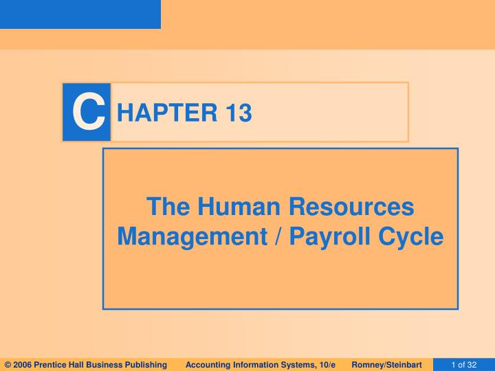 case accounting information system payroll cycle fargo publishing Accounting information systems database systems and the future of accounting summary and case conclusion hrm/payroll cycle information system.