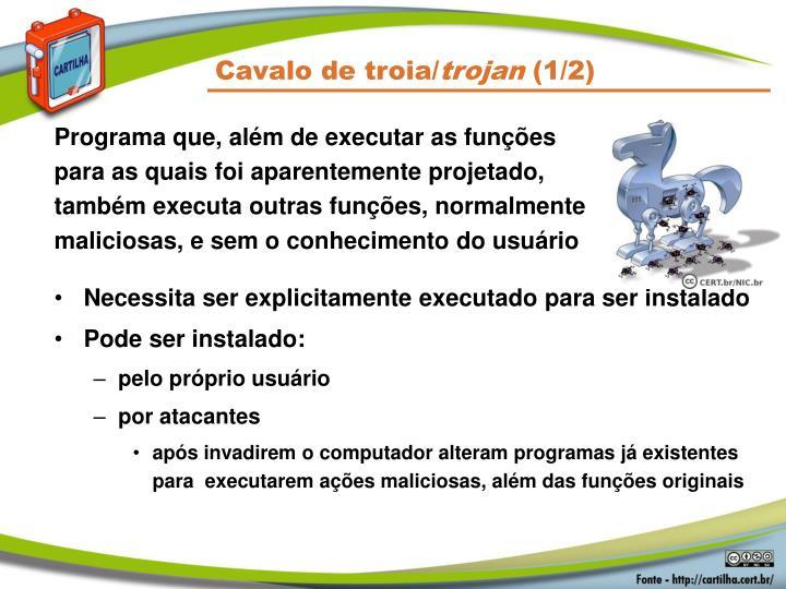 Cavalo de troia/