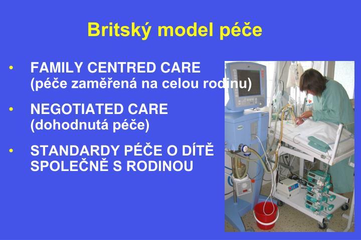 Britský model péče