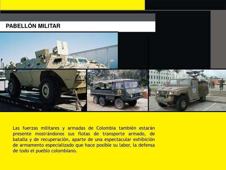 PABELLÓN MILITAR