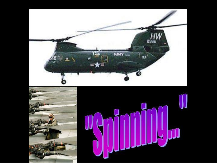 """Spinning..."""
