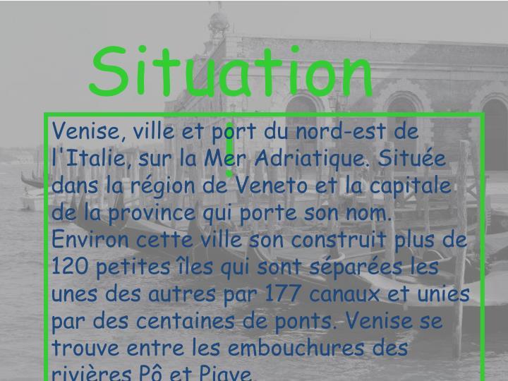 Situation!