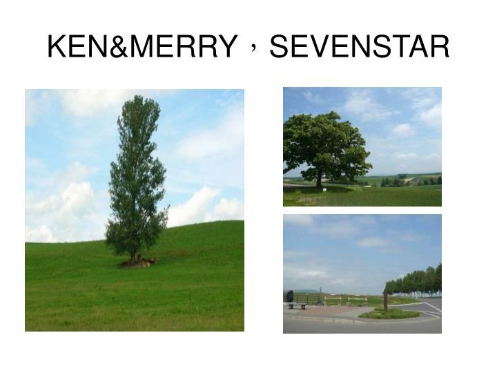 KEN&MERRY