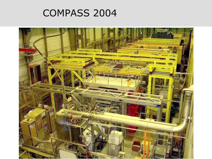 COMPASS 2004