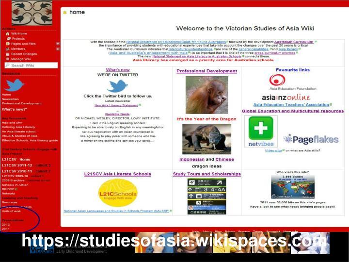 https://studiesofasia.wikispaces.com