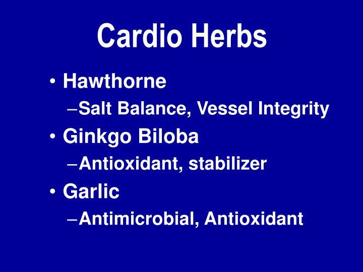 Cardio Herbs