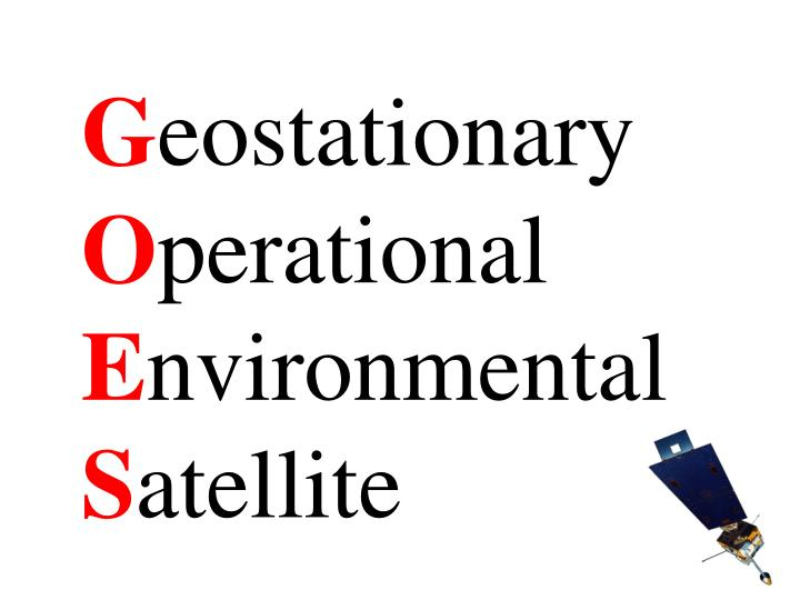 Overview of the noaa geostationary program with a slight wisconsin bias