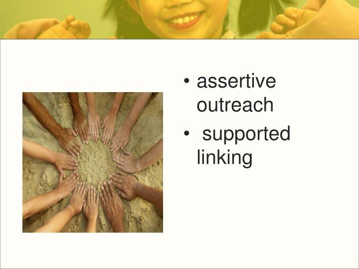 assertive outreach