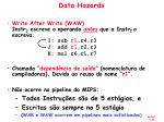 data hazards2