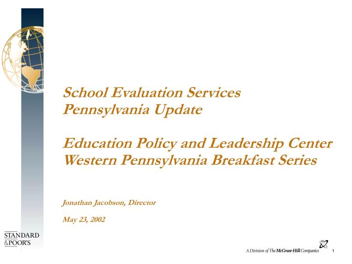 School Evaluation Services