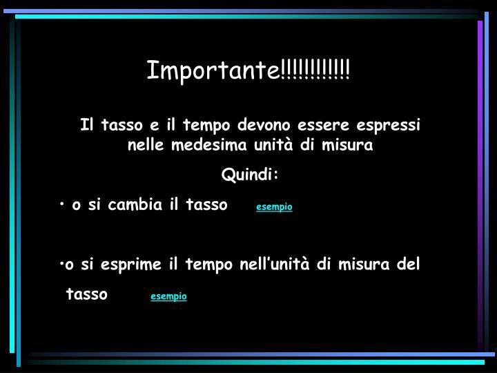 Importante!!!!!!!!!!!!