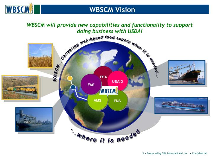 WBSCM Vision