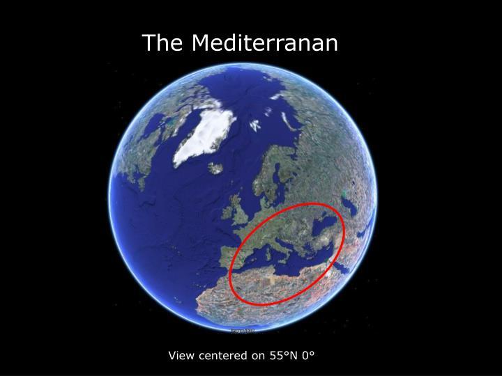 The Mediterranan