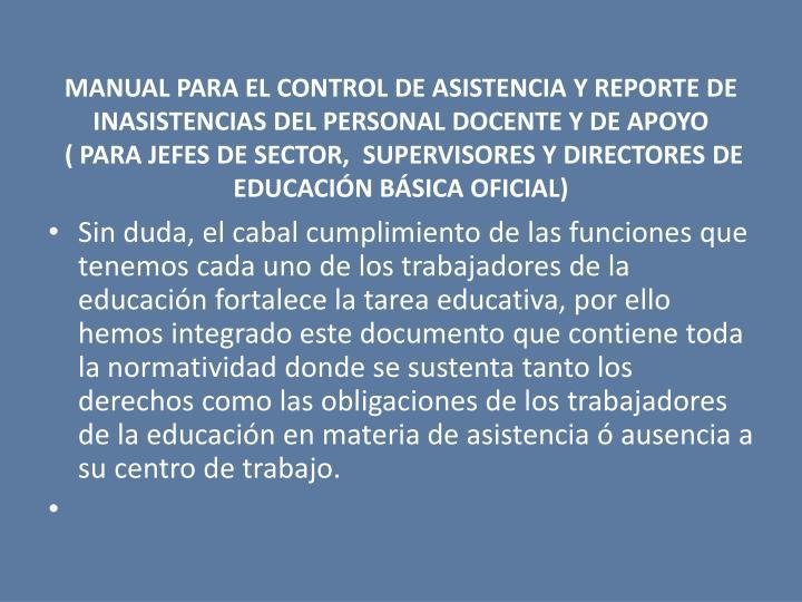 APARTADO I: