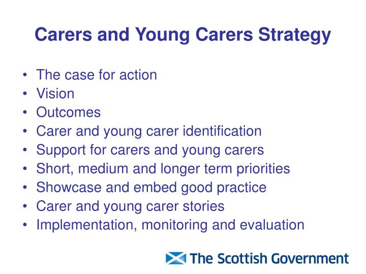 Carers and Young Carers Strategy