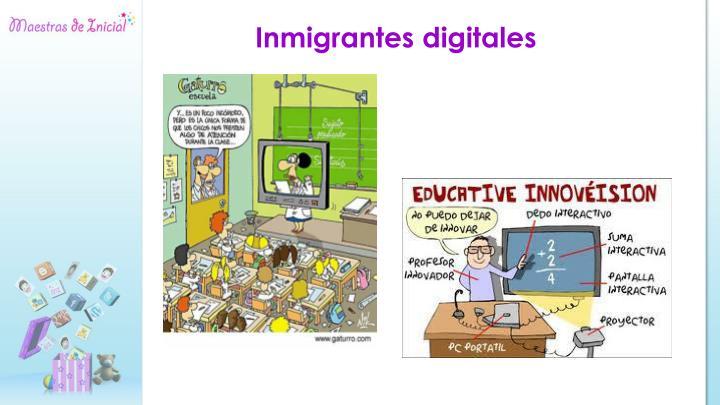Inmigrantes digitales
