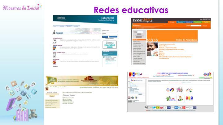 Redes educativas