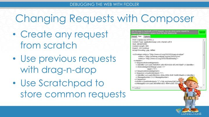 Changing Requests with Composer