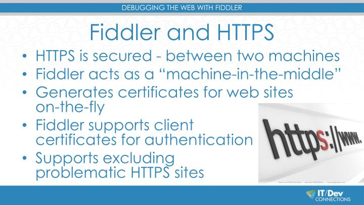 Fiddler and HTTPS