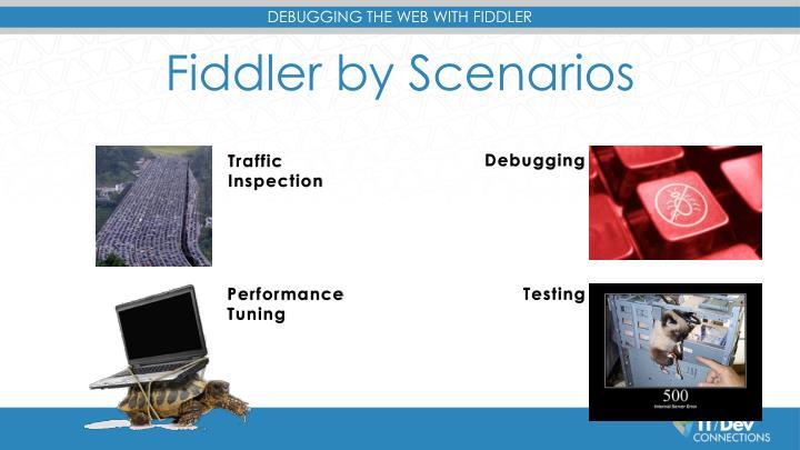 Fiddler by Scenarios